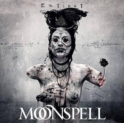 "Moonspell ""Extinct"""