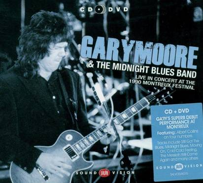 "Moore, Gary ""Live At Montreux 1990 Cddvd"""
