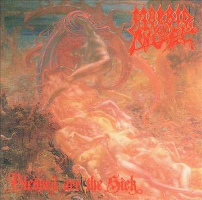 "Morbid Angel ""Blessed Are The Sick FDR"""
