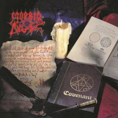 "Morbid Angel ""Covenant FDR"""