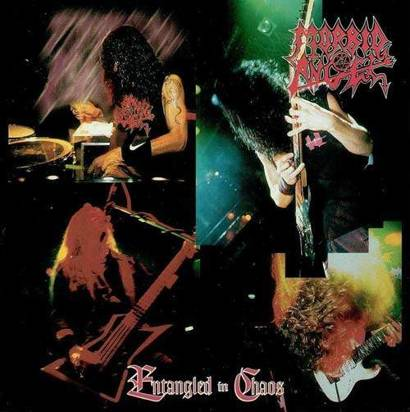 "Morbid Angel ""Entangled In Chaos"""