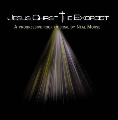 "Morse, Neal ""Jesus Christ The Exorcist"""