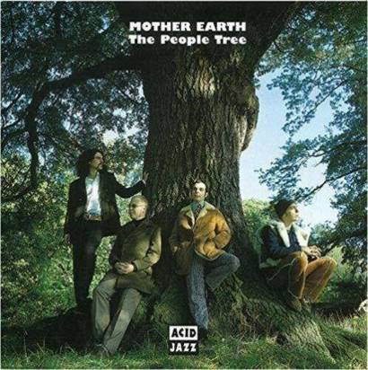 "Mother Earth ""The People Tree LP"""
