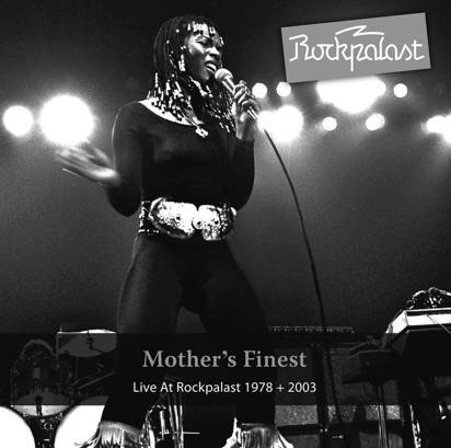 "Mother'S Finest ""Live At Rockpalast 1978-2003"" 2Cd"