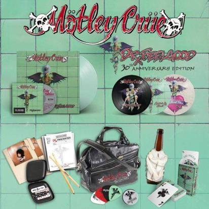 "Motley Crue ""Dr Feelgood 30th Anniversary Fanbox"""