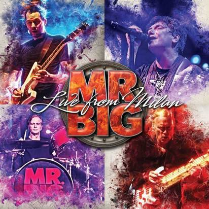 "Mr Big ""Live From Milan CDBR"""