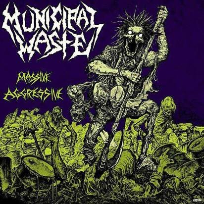 "Municipal Waste ""Massive Aggressive"""