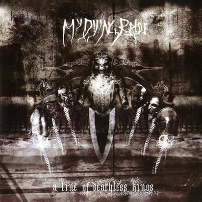 "My Dying Bride ""A Line Of Deathless Kings Lp"""