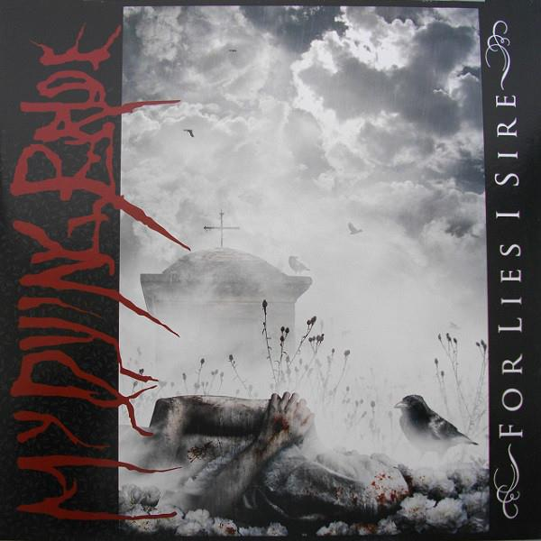 "My Dying Bride ""For Lies I Sire Lp"""