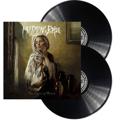 "My Dying Bride ""The Ghost Of Orion LP"""