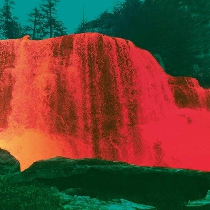 "My Morning Jacket ""Waterfall II Orange Splash LP"""