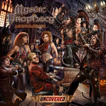 "Mystic Prophecy ""Monuments Uncovered Lp"""