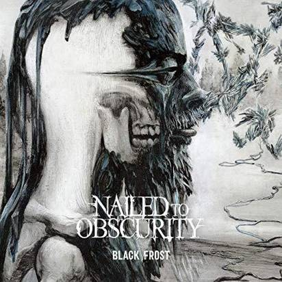 "Nailed To Obscurity ""Black Frost LP"""
