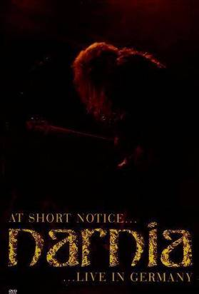 "Narnia ""At Short Notice..."""