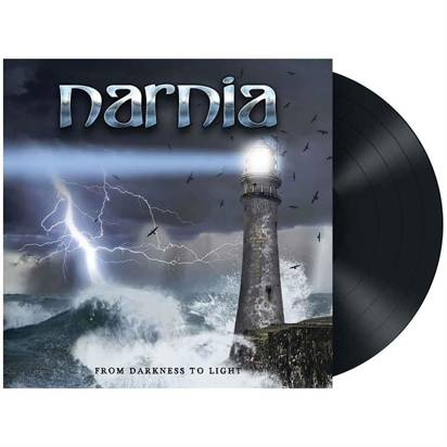 "Narnia ""From Darkness To Light Black LP"""