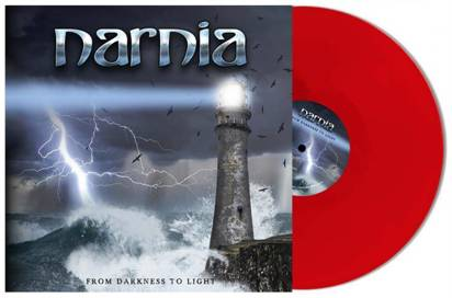 "Narnia ""From Darkness To Light Red LP"""