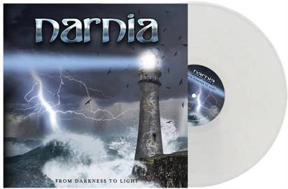 "Narnia ""From Darkness To Light White LP"""
