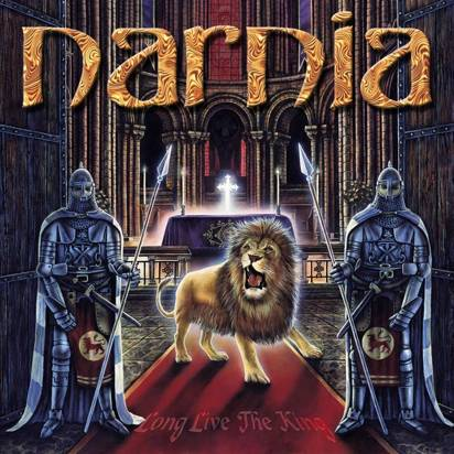 "Narnia ""Long Live The King 20th Anniversary Limited Edition"""