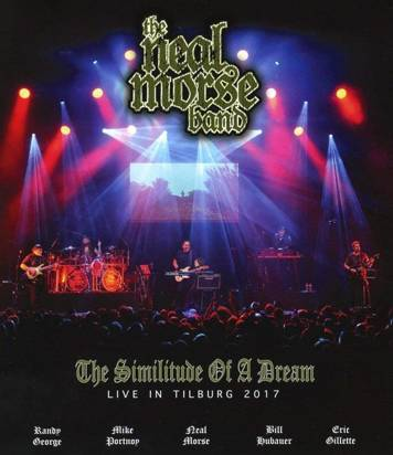 "Neal Morse Band, The ""The Similitude Of A Dream Live In Tilburg 2017 BR"""