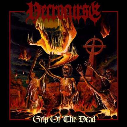 "Necrocurse ""Grip Of The Dead"""