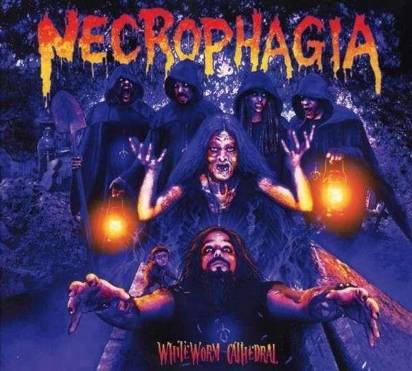 "Necrophagia ""Whiteworm Cathedral Limited Edition"""