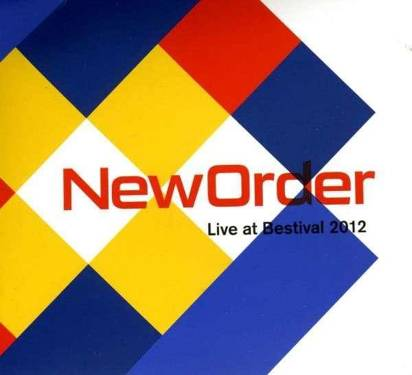 "New Order ""Live At Bestival 2012"""