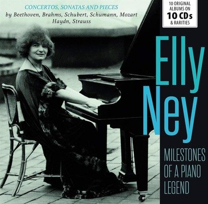 "Ney, Elly ""Milestones Of A Piano Legend"""