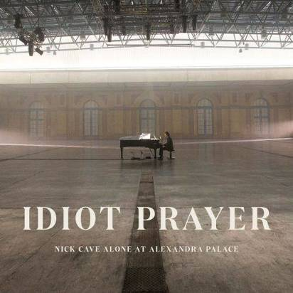 "Nick Cave And The Bad Seeds ""Idiot Prayer Nick Cave Alone At Alexandra Palace LP"""