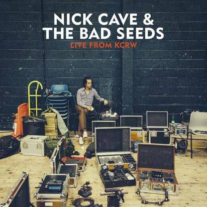 "Nick Cave And The Bad Seeds ""Live From Kcrw Lp"""