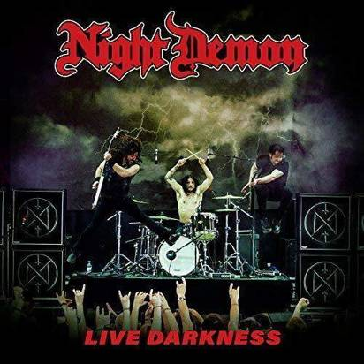 "Night Demon ""Live Darkness"""