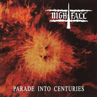 "Nightfall ""Parade Into Centuries LP RED WHITE"""