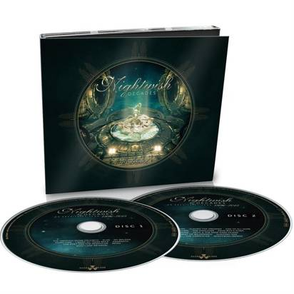"Nightwish ""Decades An Archive Of Song 1996-2015 CD"""