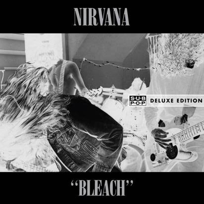 "Nirvana ""Bleach Deluxe Edition"""