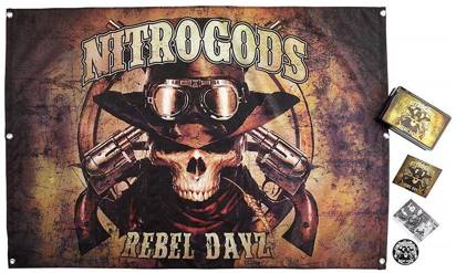 "Nitrogods ""Rebel Dayz BOX"""