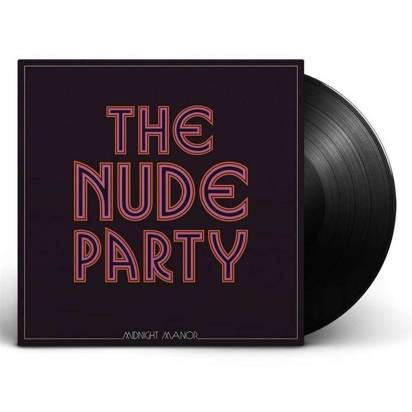 "Nude Party, The ""Midnight Manor LP"""