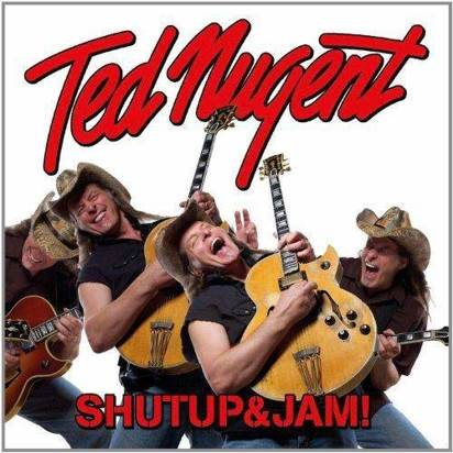 "Nugent, Ted ""Shutup&Jam Black Lp"""