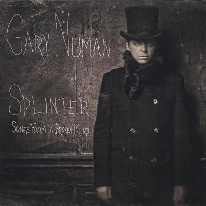 "Numan, Gary ""Splinter Songs From A Broken Mind Limited Edition"""