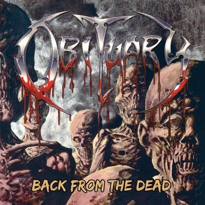 "Obituary ""Back From The Dead Limited Edition"""