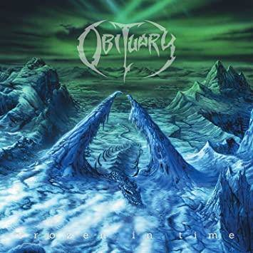 "Obituary ""Frozen In Time Limited Edition"""