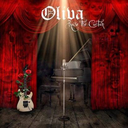 "Oliva ""Raise The Curtain Limited Edition"""