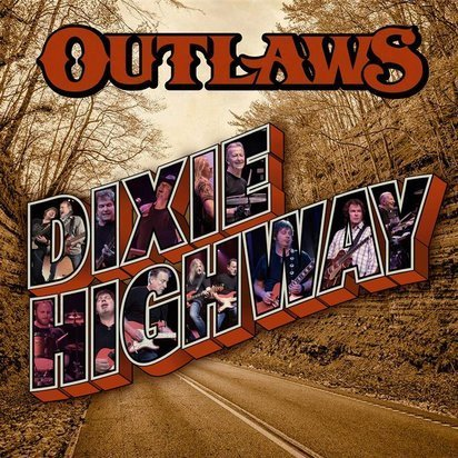 "Outlaws ""Dixie Highway LP"""