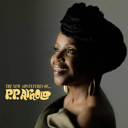 "P.P. Arnold ""The New Adventures Of P.P. Arnold"""