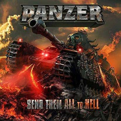 "Panzer, The German ""Send Them All To Hell Limited Edition"""