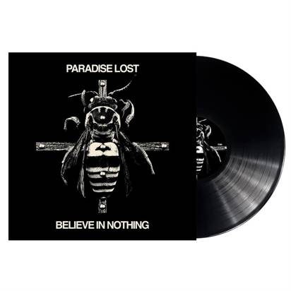 "Paradise Lost ""Believe In Nothing Lp"""