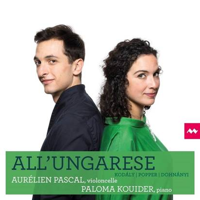 "Pascal Kouider ""All Ungarese"""