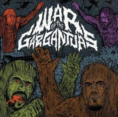 "Philip Anselmo & Warbeast ""War Of The Gargantuas"""