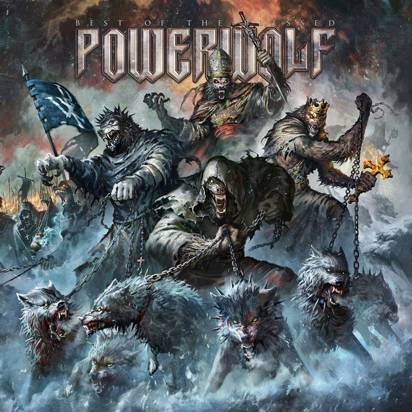 "Powerwolf ""Best Of The Blessed LP"""