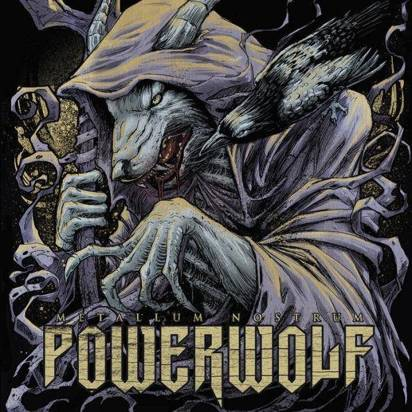 "Powerwolf ""Metallum Nostrum Limited Edition"""