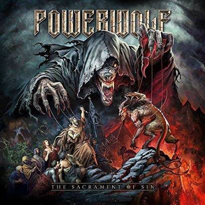 "Powerwolf ""The Sacrament Of Sin LP"""