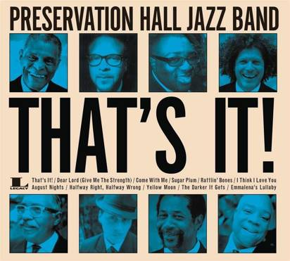 "Preservation Hall Jazz Band ""That's It"""
